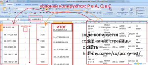 Бесплатные прокси сервера для Key Collector и прочего