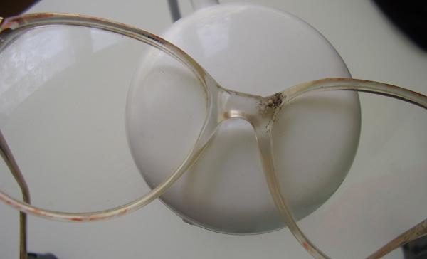 отремонтировать очки дома